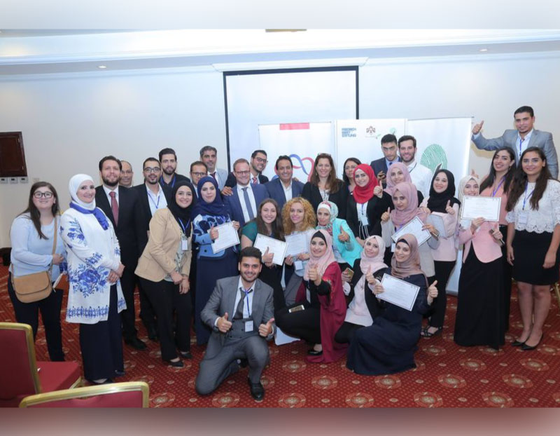 Youth engagment in jordan's national climate policy – Phase one